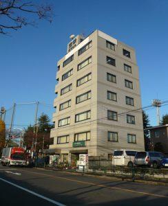 府中 一棟収益ビル 2.7 億円